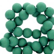 Acryl kralen 8mm bistro green