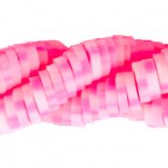 Katsuki kralen 4mm azalea neon pink