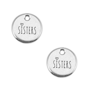 DQ bedel sisters rond zilver