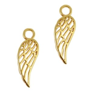 DQ bedel vleugel goud