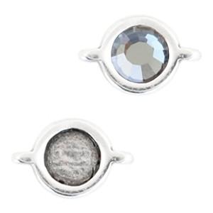 DQ tussenstuk 2.0 zilver voor 4,7mm steen