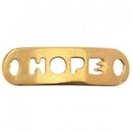 DQ tussenstuk hope goud
