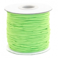 Elastiek 1mm chartreuse green