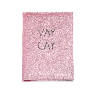 Paspoorthoesje VayCay roze