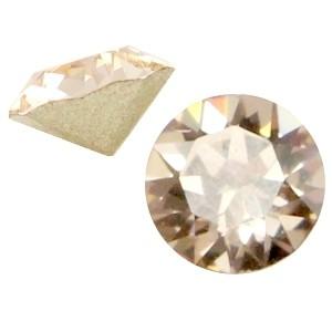 Puntsteen 5.2mm silk beige