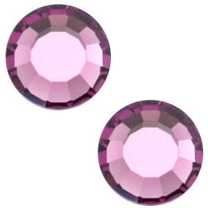 Swarovski steen 4.7mm amethyst purple