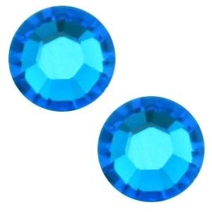 Swarovski steen 4.7mm capri blue