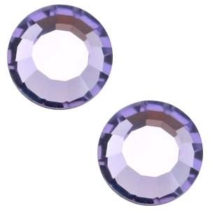 Swarovski steen 4.7mm tanzanite purple