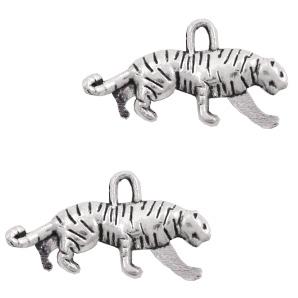 Bedel tijger zilver