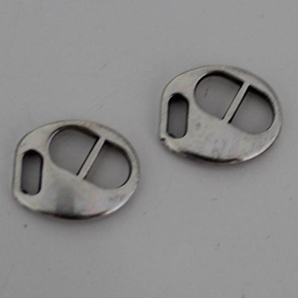 DQ sluiting zilver
