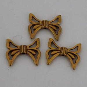 Kraal strik goud