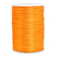 Satijn draad 2.5mm orange