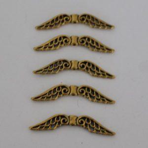 Vleugel groot goud