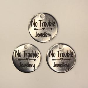 Bedel eigen ontwerp 15mm zilver