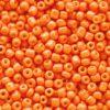 Rocailles 2mm persimmon orange