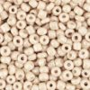 Rocailles 3mm off white beige