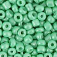 Rocailles 4mm vivid green