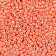 Rocailles 2mm camelia peach