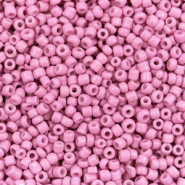 Rocailles 2mm taffy pink