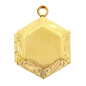 Medaillon goud