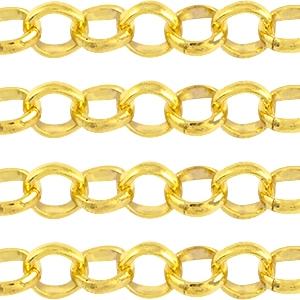 Basic quality jasseron 6mm goud