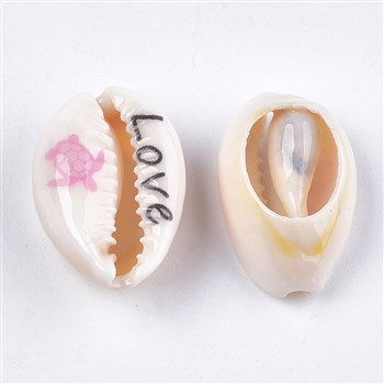 Kauri schelp love roze 2