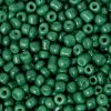 Rocailles 3mm traffic green