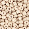 Rocailles 4mm off white beige