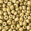 Rocailles 4mm soft yellow