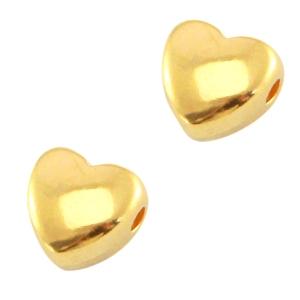 DQ kraal hart goud
