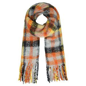 Sjaal colourfull