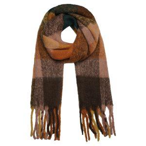 Sjaal winter ruit