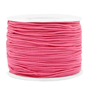 Elastiek 1.2 azalea pink