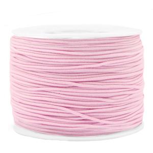 Elastiek 1.2mm pink
