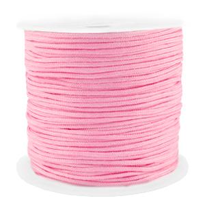 Macramé draad 1.5mm pink