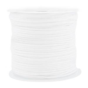Macramé draad 1.5mm white