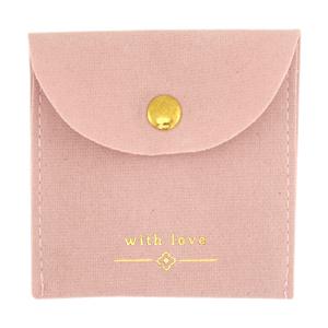 Sieraadzakje with love vintage roze goud