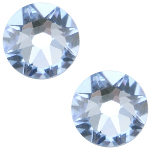 Swarovski steen 7mm light sapphire