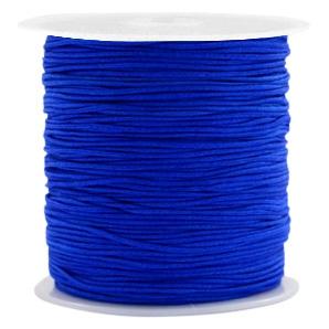 Macramé draad 1mm eqyptian blue