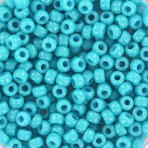 Miyuki rocailles duracoat opaque underwater blue
