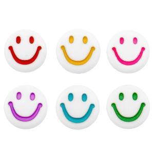 Letterkralen smiley mix