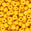 Rocailles 4mm freesia yellow