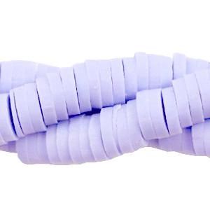 Streng katsuki kralen 4mm lila paars