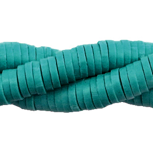 Streng katsuki kralen 6mm eden groen