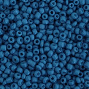 Rocailles 2mm petrol blue