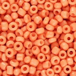 Rocailles 3mm paradise oranje
